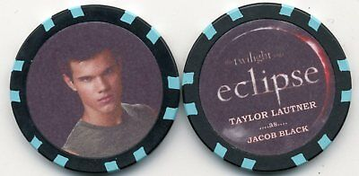 Eclipse Taylor Lautner   Collector Chip