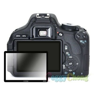 LCD Glass Screen Protector For Canon EOS 600D Rebel T3i