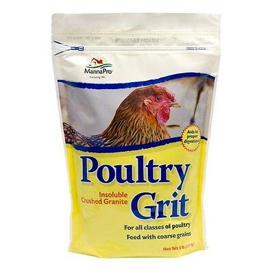 Grit Chicken Feed 5# For Chicken Coop Hen House Poultry