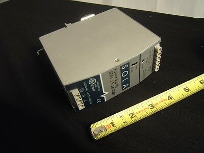 SOLA Power Supply SDN 2.5-24-100P - Excellent !