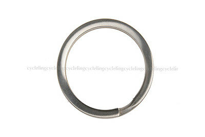 Titanium Ti Key Chain Key Ring Split Ring Size S 1 Pcs
