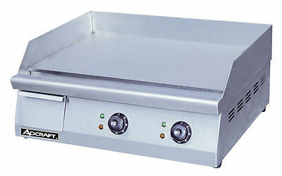 """24"""" Commercial Electric Griddle NSF Approved w/Warranty"""