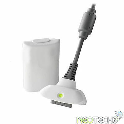 Play And Charge Kit Rechargeable Battery For Xbox 360