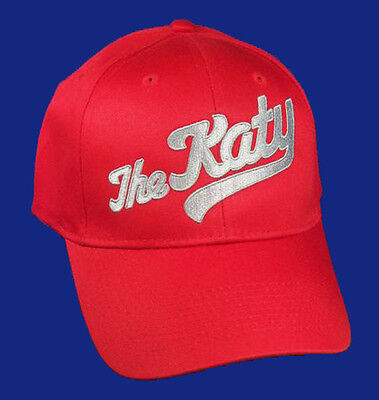The Katy Embroidered Railroad Cap Hat #40-5400