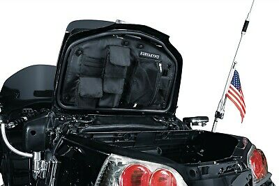 Kuryakyn Trunk Lid Organizer Bag for Honda Goldwing GL1800 (ea) 01-17