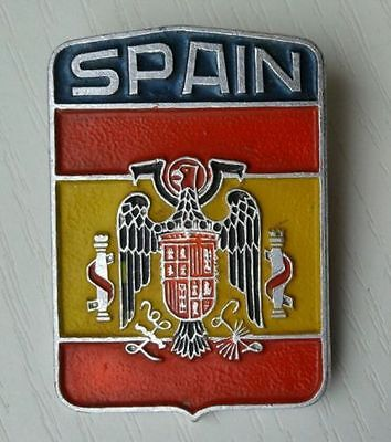 SPAIN devoted Soviet Russian USSR pin badge