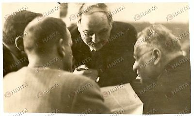 1933 LONDON ECONOMIC CONFERENCE LITVINOV and SKVISRKY