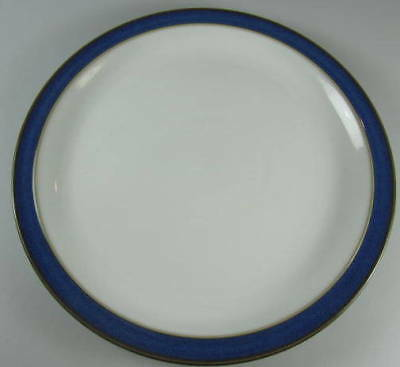 Denby Imperial Blue 1 Salad Plate + 1 Cup & Saucer NEW