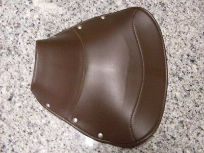 Lambretta Solo seat saddle BROWN COVER LD TV LI 125 150