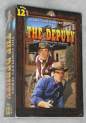 The Deputy - Complete Series - 76 episodes! 12 DVDs