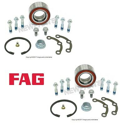 For Uro Parts Front Wheel Bearing Kit For Mercedes W124 W202 W210 R129 R170 S210