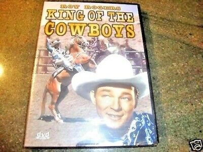Roy Rogers King of the Cowboys 2004 DVD Western Joseph
