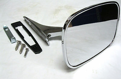 1969 - 1972 Chevy Chevelle El Camino Monte Carlo Outside Mirror Assembly LH