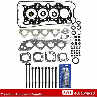 DNJ HGS213 MLS Head Gasket Set For 96-01 Acura Integra 1.8L L4 DOHC 16v
