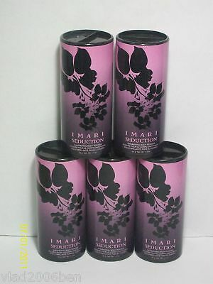 Avon IMARI SEDUCTION Shimmering Body Powder  Lot of 5