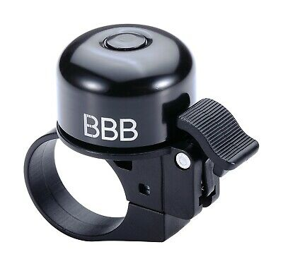 BBB Loud and Clear Bike Cycle Cycling Bell - Black