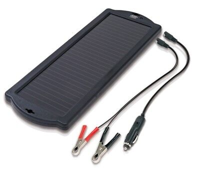 Ring RSP150 12v Small Car Bike Boat Solar Power 50Ah Battery Maintainer Charger