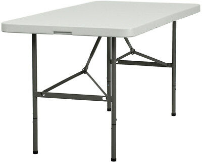 5ft Bi-Fold Folding Banquet Catering Table