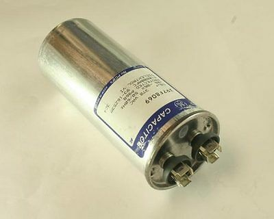 1x 50uF 370VAC Motor Start Capacitor 370V AC 50mfd 97F8069 Pump 370 Volts