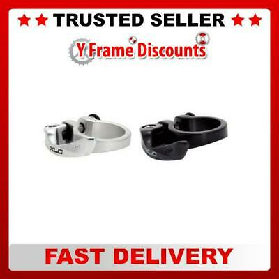 XLC Quick Release Seat Post Clamp 31.8mm or 34.9mm