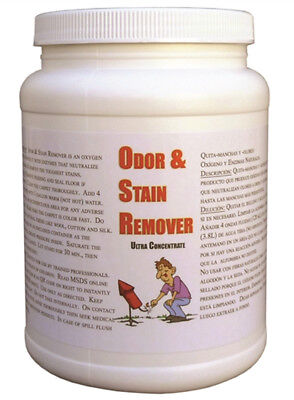 OSR Odor Stain Removal 6 lbs Powder Pet Carpet Cleaning Magic Wand, OSR6