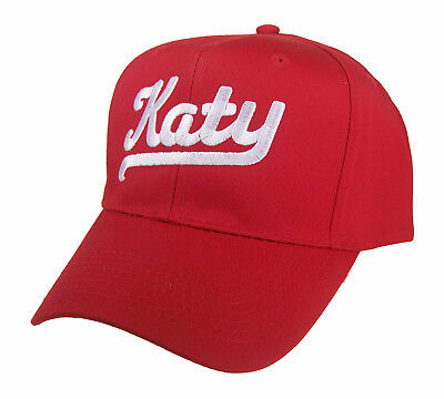 Katy Embroidered Railroad Cap Hat #40-2120
