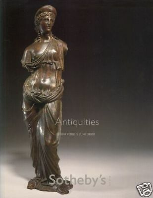 Sotheby's Catalogue Antiquities 05/06/2008  HB