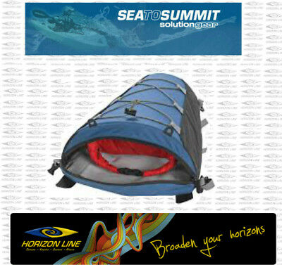 Solution Sea Kayak Access Deck Bag - Extra Dry Storage - New Stock