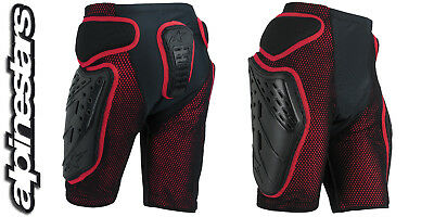 New Alpinestars Bionic Impact Shorts Motocross Enduro Downhill BMX M L XL XXL