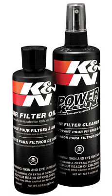 99-5050 K&n Air Filter Recharger Kit Cleaner & New Oil