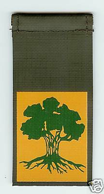 Idf Israel Army Zahal Golani Brigade Shoulder Tag. New