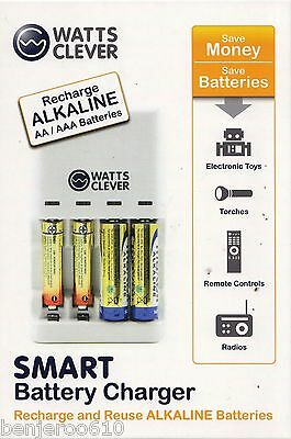 Alkaline Ni-Cd and Ni-MH AA & AAA Battery Charger AUSTRALIAN STANDARD APPROVAL