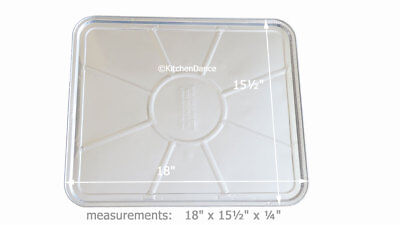 "Disposable Aluminum Oven Liners 18"" x 15.5""  #7100- 25 pack- Avoid Oven Mess!"