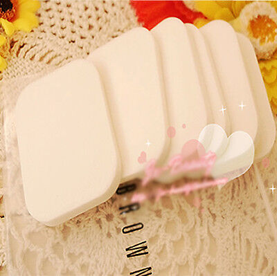 6pcs Multi-function Facial Face Sponge Makeup Cosmetic Powder Puff Cleaning Tool