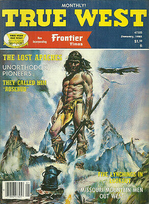 Jan 1982 True West Magazine- The Lost Apaches