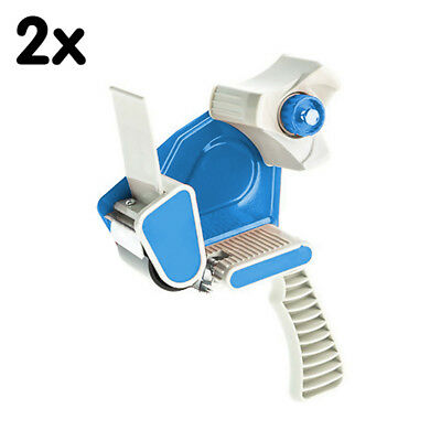 NEW BULK 2pcs PACKING STICKY TAPE DISPENSER GUNS