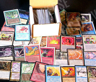 200 Old Magic Mtg Cards! Alpha Beta Retro Lot! Rares!