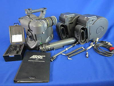 ARRI Arriflex 535A w/ CEI Color V - 400' Magazines - View Finder  - Used