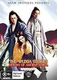 Shaw Brothers Wuxia Stories 5 Dvds *new+Sealed* Reg 4