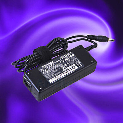 Genuine Original 19V 3.95A 75W AC Adapter Charger Toshiba PA3468U-1AC3 OEM