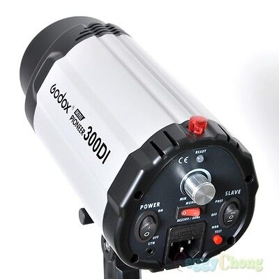 GODOX 300ws 300w Pro Photography Studio Strobe Photo Flash Light Lamp Head NEW