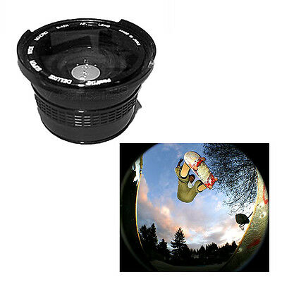 0.42x Fisheye Wide Angle with MACRO for SONY A350 A700 A850