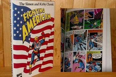 Marvel: Fighting American, Simon & Kirby Classic HB