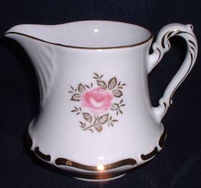 Vintage 1960s Empress China of Japan ELEGANT ROSE Creamer #175