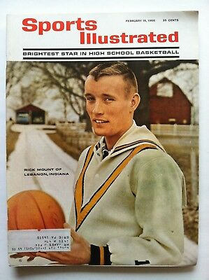 1972 NCAA NORTH CAROLINA NC STATE DON & DAVE BUCKLEY Sports Illustrated