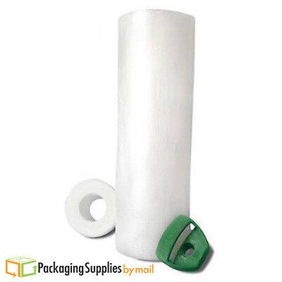 "(6 Rls) Coreless Stretch Pallet Wrap 20"" 2000 Feet +  Plastic Dispenser 6 Rolls"