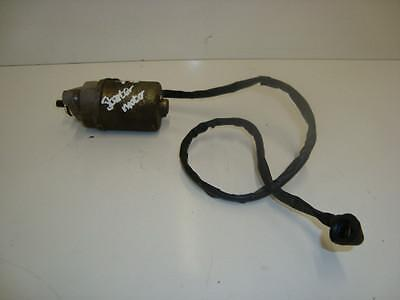 Direct Bikes Db 50 Qt 2009 Starter Motor