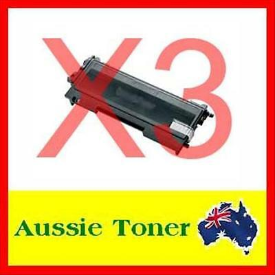 3x TN-2250 TN2250 toner cartridge for Brother MFC-7360N MFC-7362N MFC-7860DW