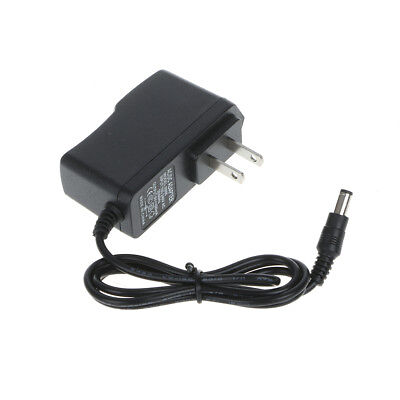 Converter Adapter DC 9V 600mA 0.6A AC Wall Charger Power Supply US Plug
