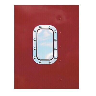 Freightliner Classic FLD FBL Chrome Stainless Steel Vent Cover
